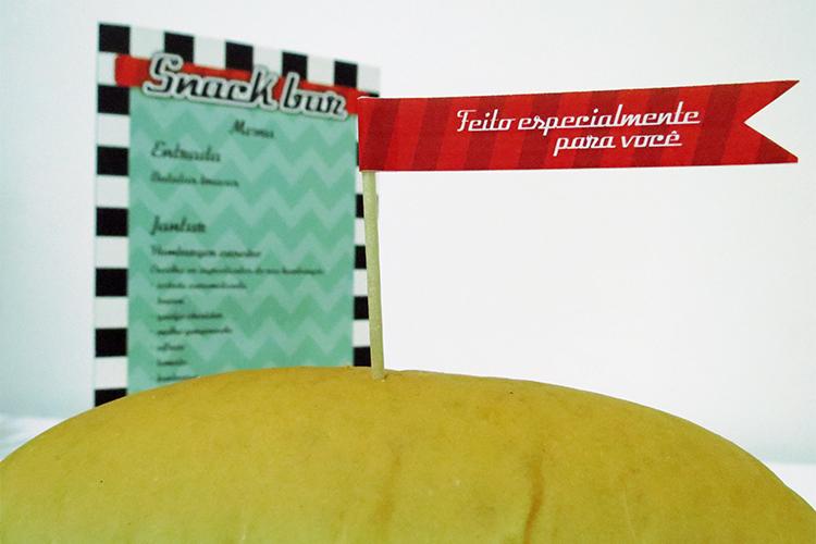 Bandeirinhas hamburgão