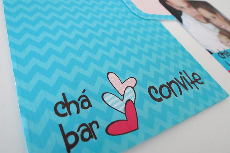 Convite chá bar 2
