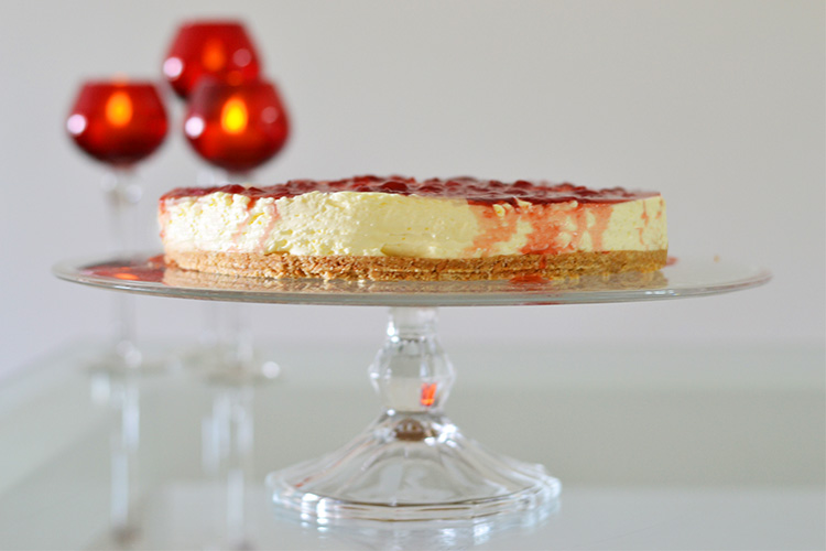 Cheesecake inteira