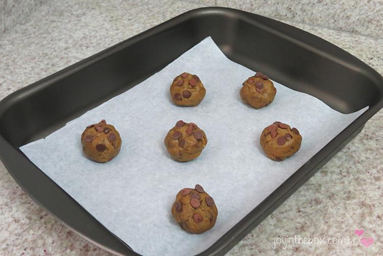 Cookies bolas