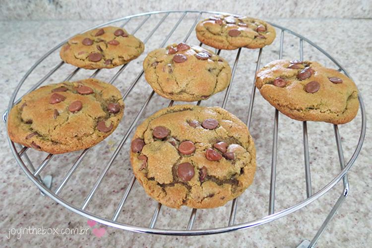 Cookies grelha