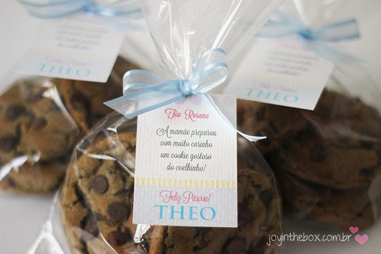 Cookies pacotinho