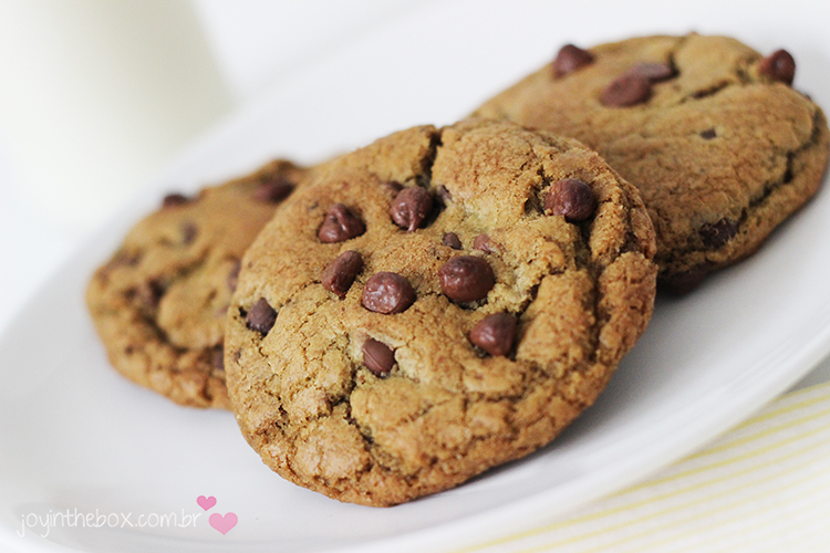 Cookies perfeitos