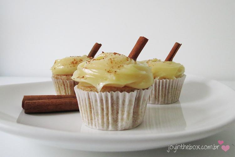Cupcake canela 2