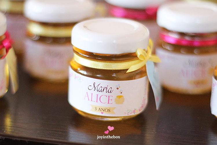 Potinho de mel